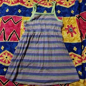 Old Navy Girls Peasant Beach Dress 3T Toddler